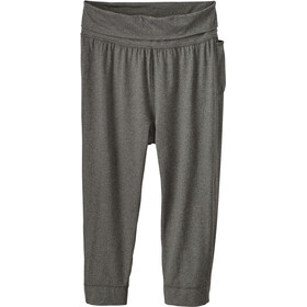 Patagonia Trail Beta Bukser korte Damer, forge grey